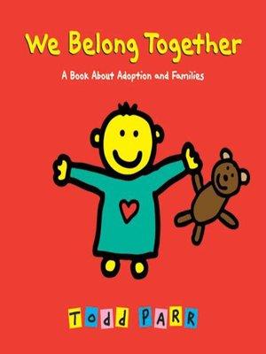 cover image of We Belong Together