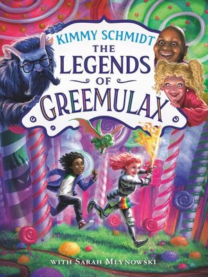 cover image of The Legends of Greemulax