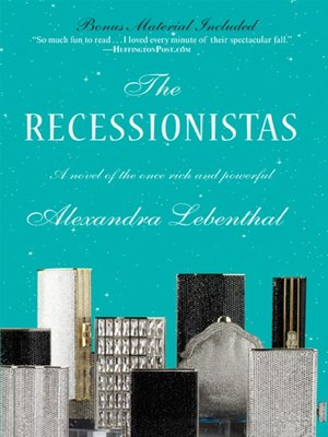 cover image of The Recessionistas