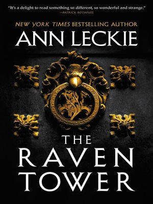 cover image of The Raven Tower