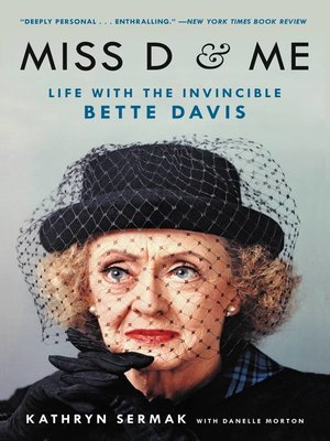 cover image of Miss D and Me