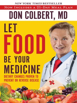 cover image of Let Food Be Your Medicine