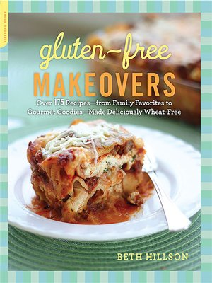 cover image of Gluten-Free Makeovers