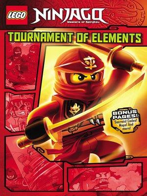 cover image of LEGO Ninjago, Graphic Novel #1
