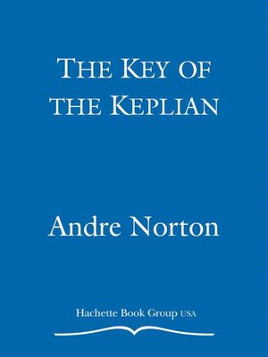 cover image of The Key of the Keplian
