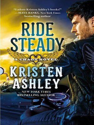 cover image of Ride Steady
