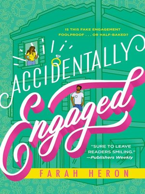 cover image of Accidentally Engaged