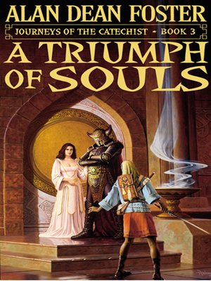 cover image of A Triumph of Souls