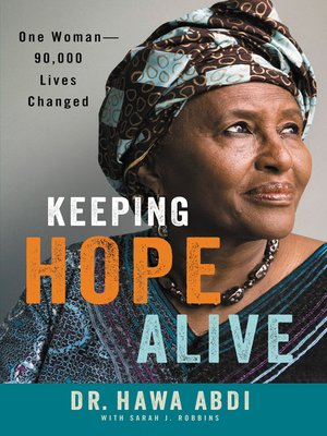 cover image of Keeping Hope Alive