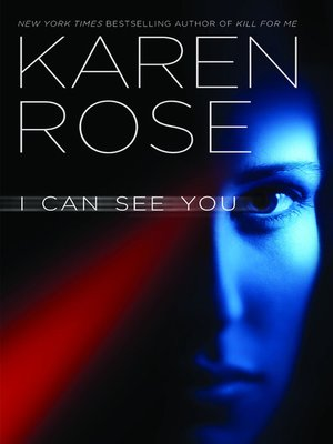 cover image of I Can See You
