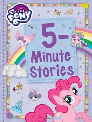 cover image of My Little Pony: 5-Minute Stories