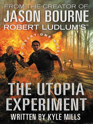 cover image of The Utopia Experiment