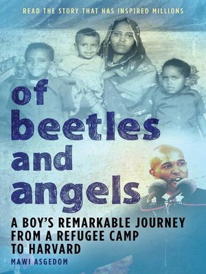 cover image of Of Beetles and Angels