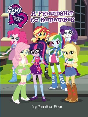 cover image of A Friendship to Remember