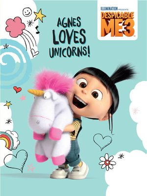 cover image of Agnes Loves Unicorns!