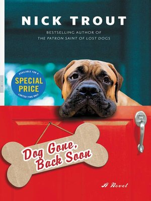 cover image of Dog Gone, Back Soon