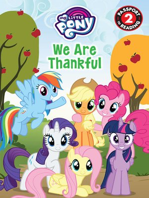 cover image of We Are Thankful