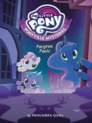 cover image of Peryton Panic