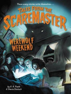 cover image of Werewolf Weekend