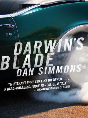cover image of Darwin's Blade