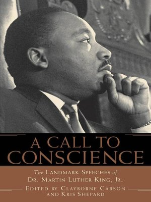 cover image of A Call to Conscience