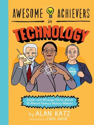 cover image of Awesome Achievers in Technology