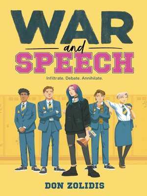 cover image of War and Speech
