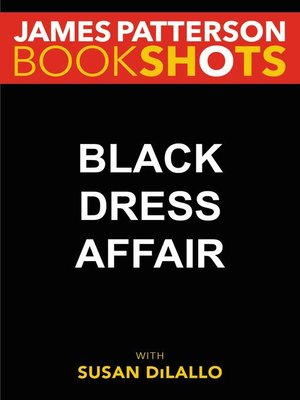 cover image of Black Dress Affair