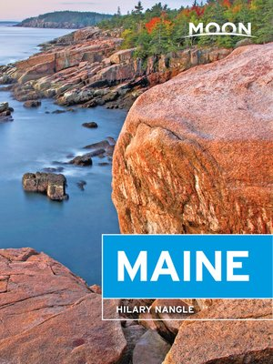 cover image of Moon Maine