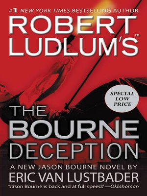 cover image of The Bourne Deception