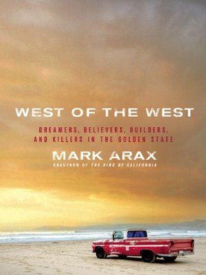 cover image of West of the West