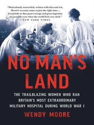 No Man's Land Book Cover