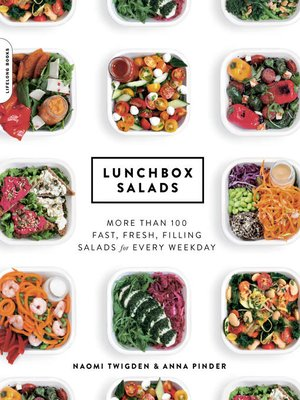 cover image of Lunchbox Salads