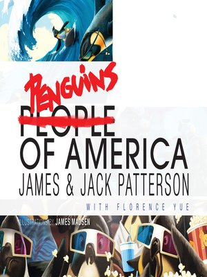 cover image of Penguins of America