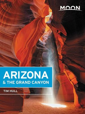 cover image of Moon Arizona & the Grand Canyon