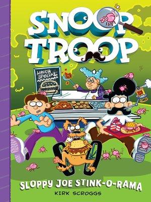 cover image of Sloppy Joe Stink-O-Rama