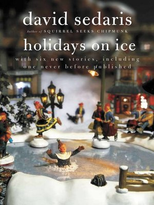 cover image of Holidays on Ice