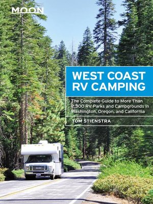 cover image of Moon West Coast RV Camping