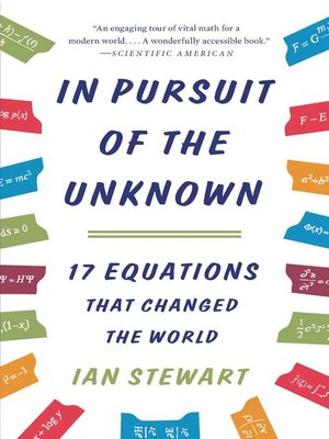 cover image of In Pursuit of the Unknown