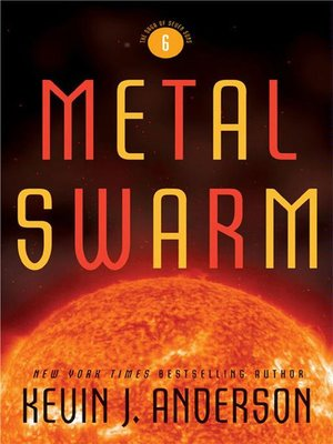 cover image of Metal Swarm--The Saga of Seven Suns, Book 6