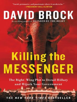 cover image of Killing the Messenger