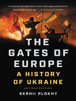 cover image of The Gates of Europe