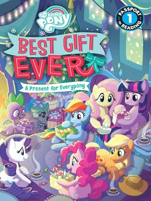cover image of Best Gift Ever
