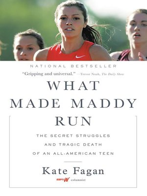 cover image of What Made Maddy Run