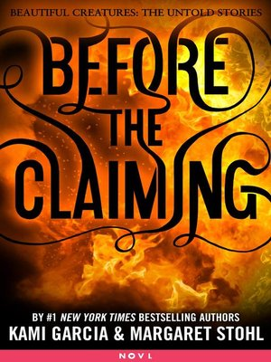 cover image of Before the Claiming