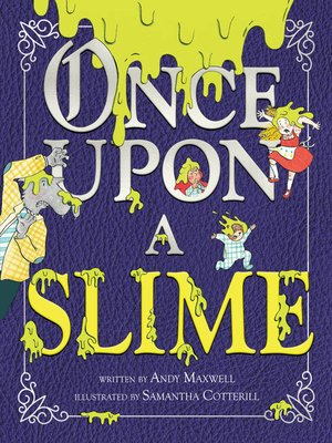 cover image of Once Upon a Slime