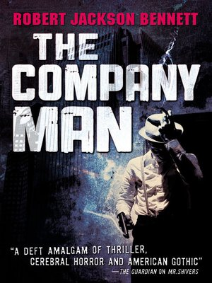 cover image of The Company Man