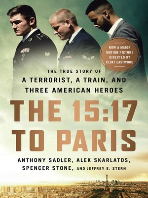 cover image of The 15-17 to Paris