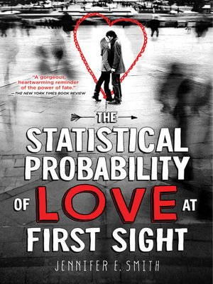 cover image of The Statistical Probability of Love at First Sight