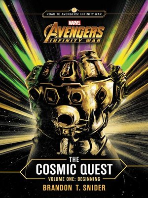 cover image of The Cosmic Quest, Volume One